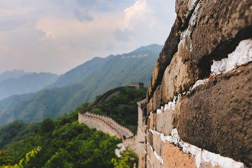 Great, Wall, China, Tourist, Destination, Spot, Tour