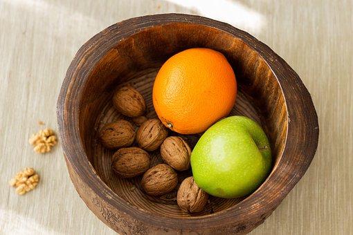 Walnut, Kitchen, Food, Home, Food Photo, Nutrition