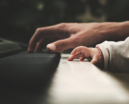 Piano, Keyboard, Instrument, Musical, Musician, Pianist