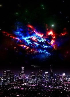 Science Fiction, Sci Fi, Forward, Futuristic, Spaceship