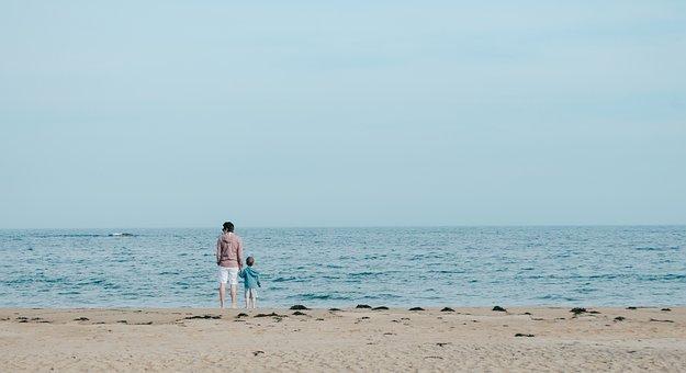 Sea, Ocean, Water, Waves, Nature, Sand, Coast, Shore