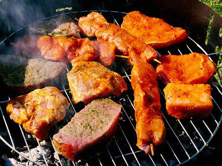 Barbecue, Meat, Steak, Grill, Grilled Meats, Delicious