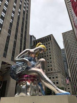 Urban, Koons, Manhattan