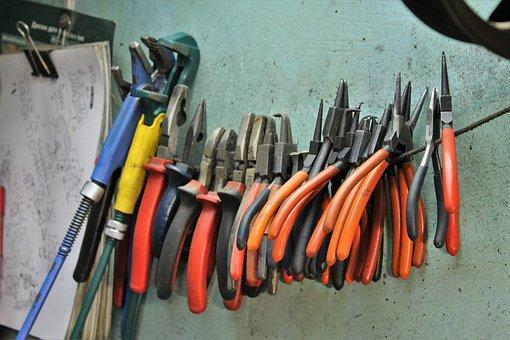 Tool, Repair, Master