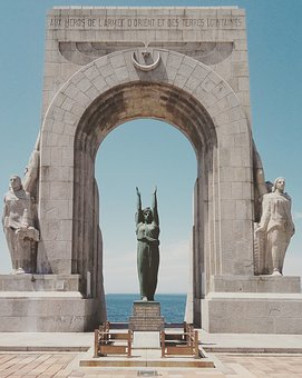 Statue, Sculpture, Monument, Gate, Arch, Landmark