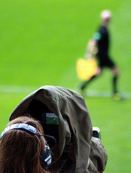 People, Woman, Man, Athlete, Videographer, Journalist