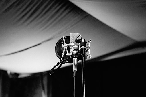 Microphone, Music, Record, Condenser, Pop, Filter