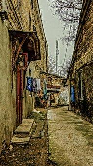 Odessa, Patio, Door, Linen, Track