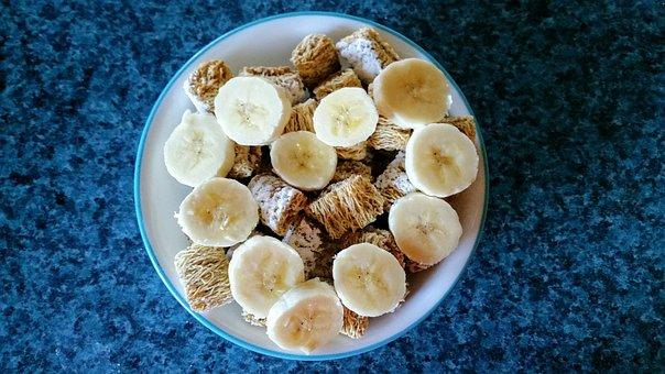 Cereal, Banana, Food, Healthy, Breakfast, Fruit, Sweet