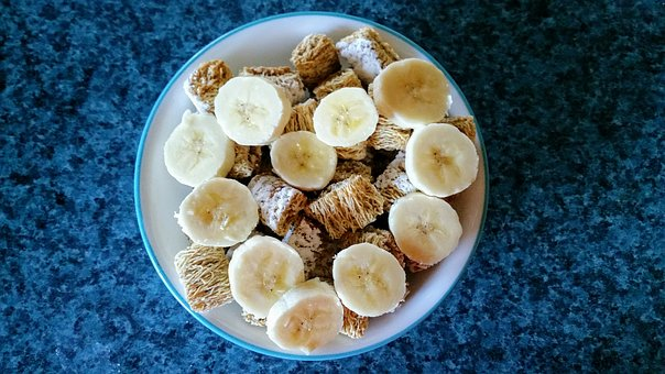 Cereal, Banana, Food, Healthy, Breakfast, Fruit, Sweet