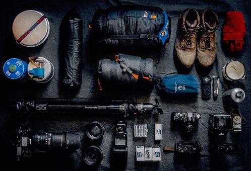 Lifestyle, Travel, Equipment, Cameras, Kit, Lenses