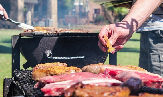 Braai, South Africa, Meat, Africa, Summer, Barbecue
