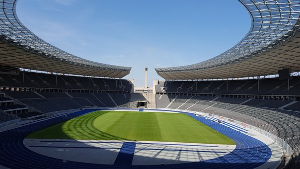 Olympic Stadium, Berlin, Stadium