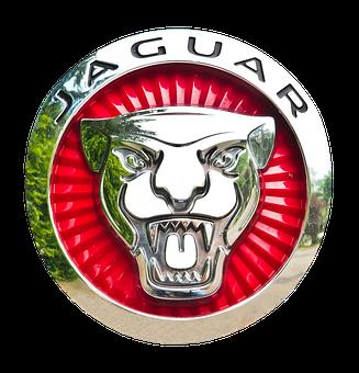 Jaguar, Emblem, Car Brand, Logo, Automotive, Chrome