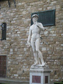 David, Michelangelo, Most Famous Sculpture, Florence