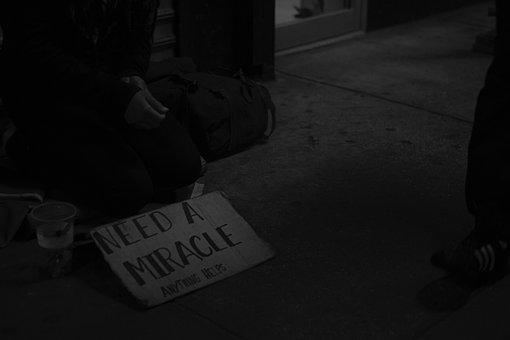 Poor, People, Homeless, Beggar, Street