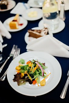 Food, Lifestyle, Restaurant, Healthy, Salad, Crouton