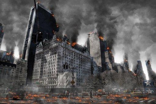 Apocalypse, War, Armageddon, Destruction, Nuclear