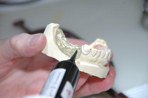 Zahntechnik, Plastic, Prosthesis, Dental Laboratory