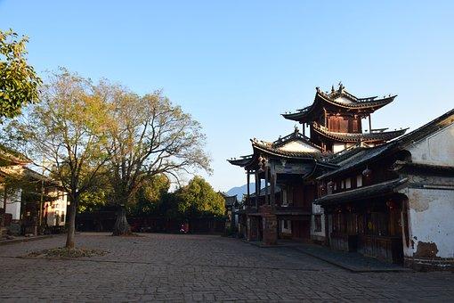 Shaxi Ancient Town, The Caravan, Sifang Street