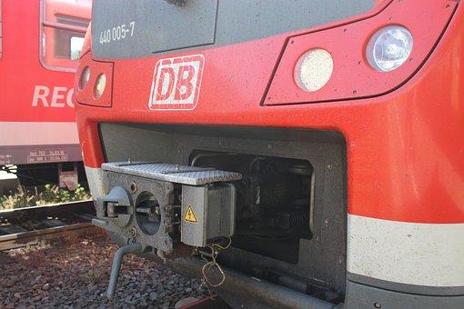 Train, Db, Deutsche Bahn, Transport, S Bahn