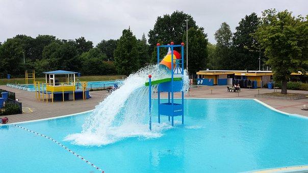 Swimming Pool, Water, Swimming, Holiday, Water Fun