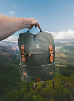 Bag, Backpack, Travel, Outdoor, Adventure, Nature, View