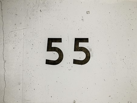 Wall, Number, Count