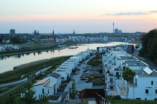 Dortmund, Phoenix Lake, Mood, Hörde, Authority