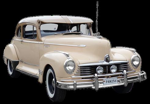 Hudson, Oldtimer, 40ziger Years, Old Car, Historically