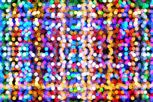 Bokeh, Abstract, Background, Blur, Blurred, Bright