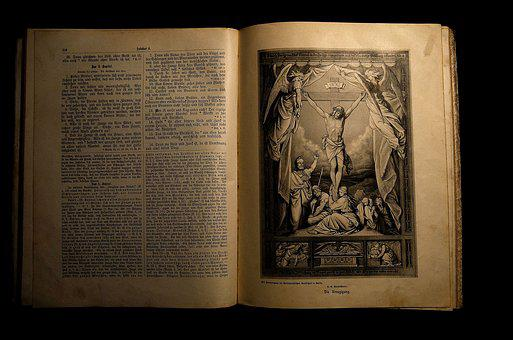 Bible, Book, Holy Scripture, Word Of God, New Testament