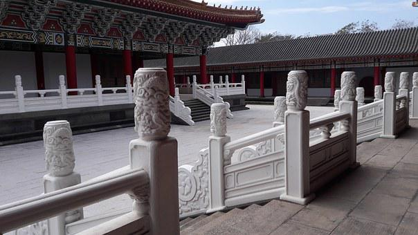 China Wind, Construction, Confucian Temple