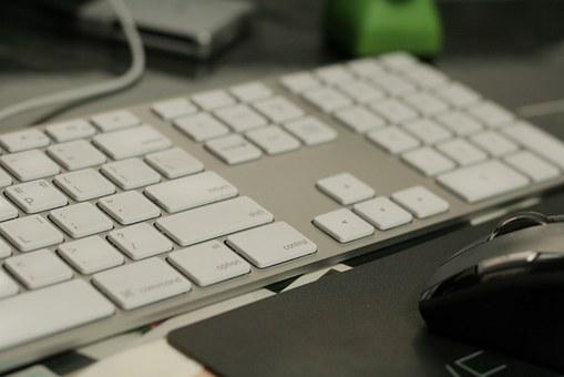 Keyboard, Mouse, Computer, Computing, Technology