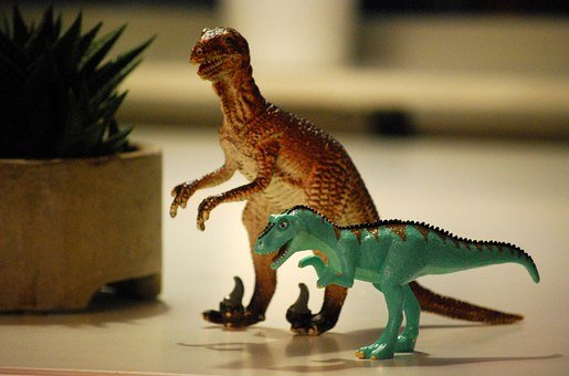 Dinosaur, Toy, T-rex, Animal, Monster, Jurassic, Dino