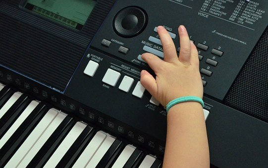 Keyboard, Piano, Music, Instrument, Piano Keyboard