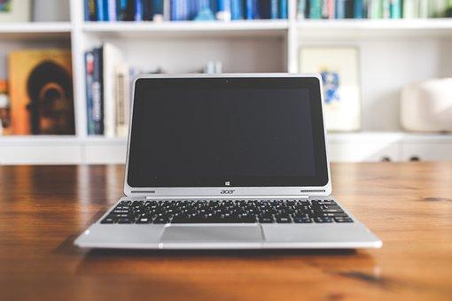 Notebook, Netbook, Laptop, Technology, Screen, Keyboard