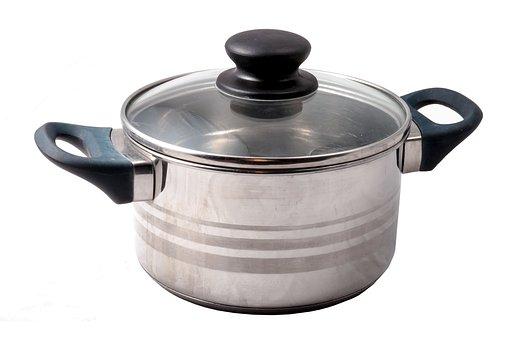 Pot, Cookware Amp Kitchen Utensils, Kitchen, Unclean