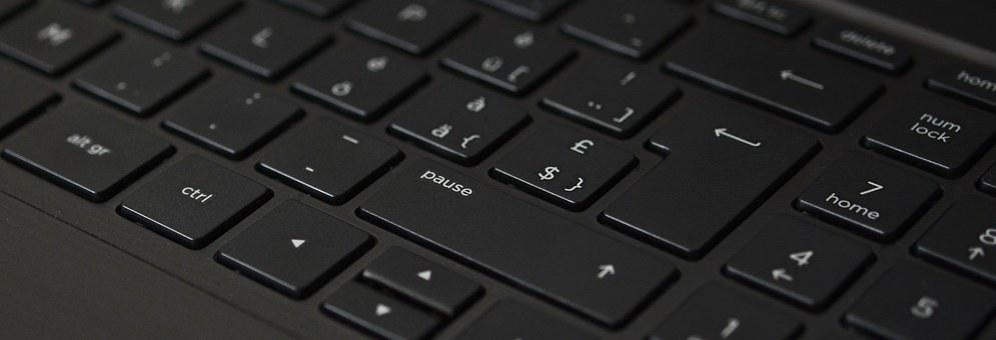 Keyboard, Black, Notebook, Input, Letters, Leave, Enter