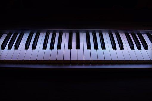 Piano, Midi, Music, Musical, Instrument, Keyboard