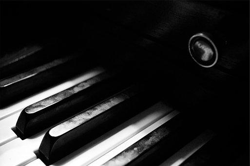 Piano, Keyboard, Keys, Musical Instrument