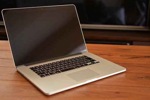 Mac, Laptop, Natural Wood, Japanese, Keyboard, Brown