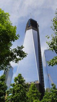 Skyscraper, Building, New York, 1wtc, Wtc