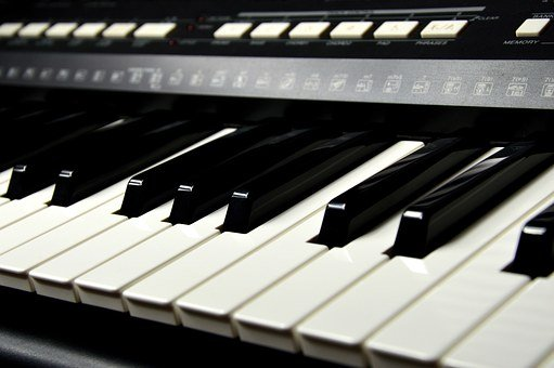 Keyboard, Piano, Keys, Music, Instrument, Piano Keys