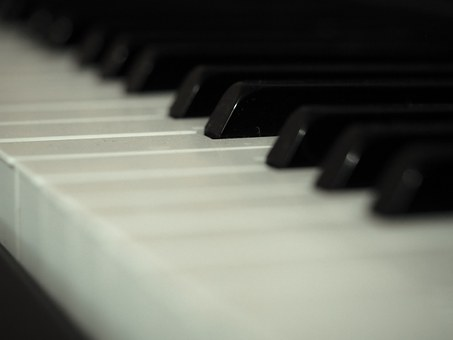 Piano, Keys, Piano Keys, Instrument, Piano Keyboard