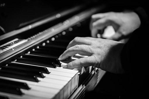 Piano, Hands, Pianist, Piano Keyboard, Music, Keys