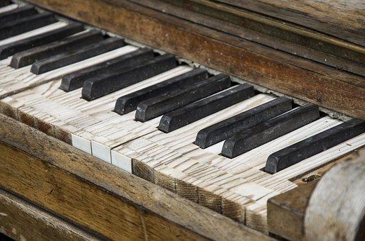 Piano, Instrument, Music, Musical Instrument, Sound