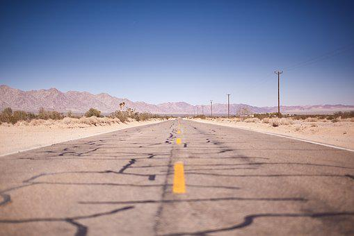 Usa, Travel, Road, Route 66, Route, California