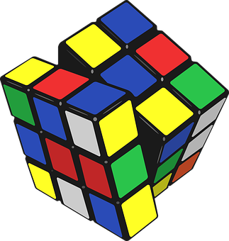 Rubik's Cube, Cube, Puzzle, Colors, Game, Rubik