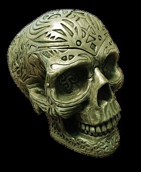 Skull, Spooky, Scary, Halloween, Horror, Death, Head